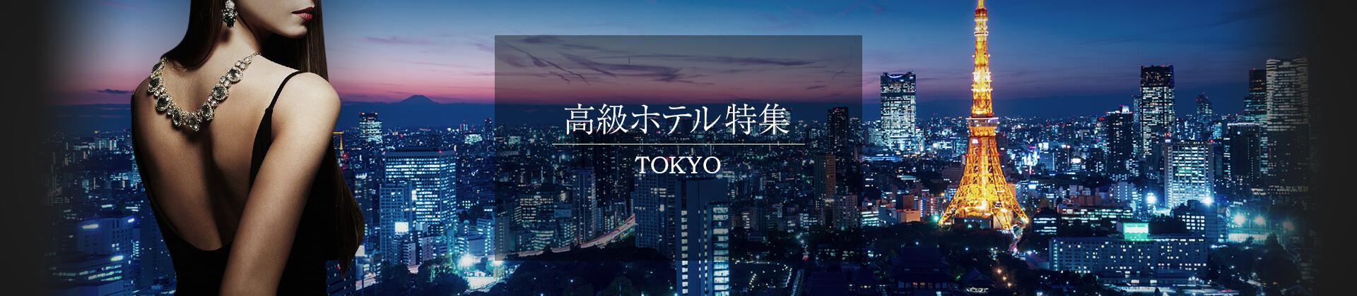 高級ホテル特集 (東京)